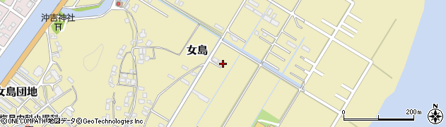 大分県佐伯市7617周辺の地図