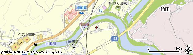 大分県竹田市玉来332周辺の地図