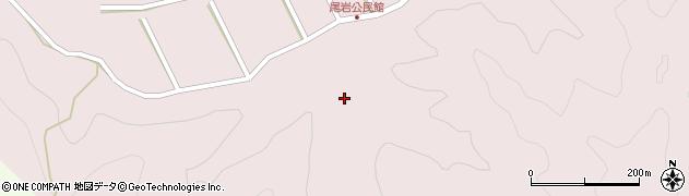 大分県佐伯市弥生大字細田425周辺の地図