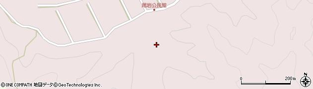 大分県佐伯市弥生大字細田429周辺の地図