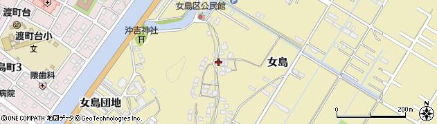 大分県佐伯市8275周辺の地図