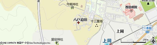 大分県佐伯市上岡1814周辺の地図