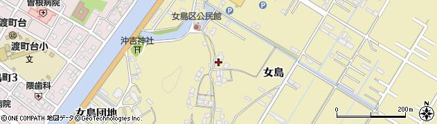 大分県佐伯市8209周辺の地図