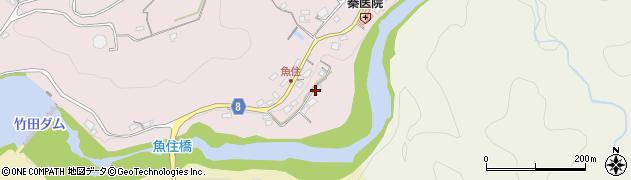 大分県竹田市竹田878周辺の地図