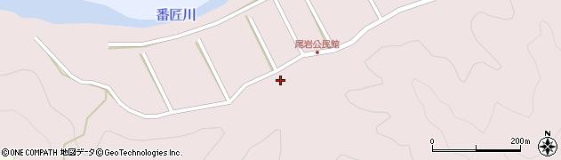 大分県佐伯市弥生大字細田357周辺の地図