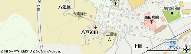 大分県佐伯市上岡1812周辺の地図