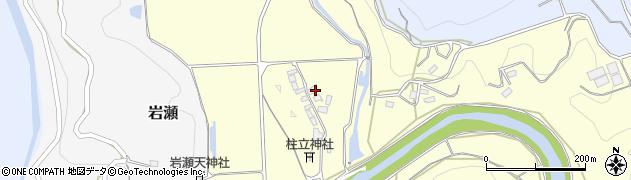 大分県竹田市君ケ園77周辺の地図