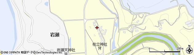 大分県竹田市君ケ園70周辺の地図