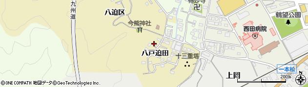 大分県佐伯市上岡1879周辺の地図