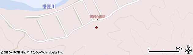 大分県佐伯市弥生大字細田487周辺の地図