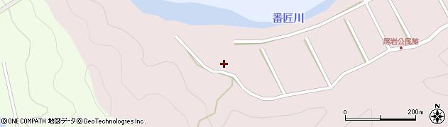 大分県佐伯市弥生大字細田115周辺の地図