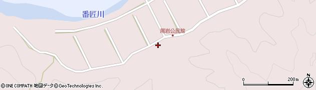 大分県佐伯市弥生大字細田360周辺の地図