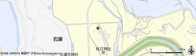 大分県竹田市君ケ園67周辺の地図