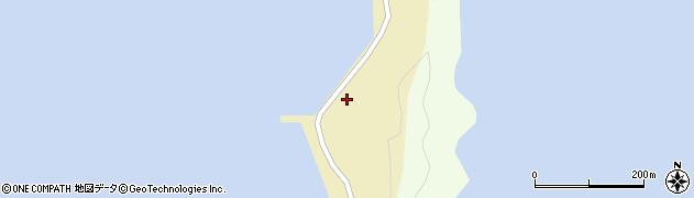 大分県佐伯市鶴見大字沖松浦1408周辺の地図