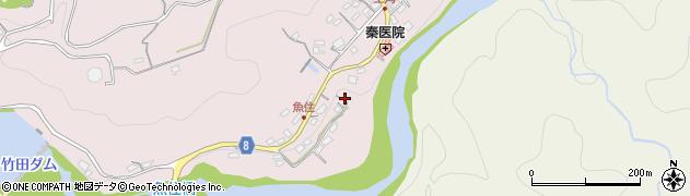 大分県竹田市竹田842周辺の地図