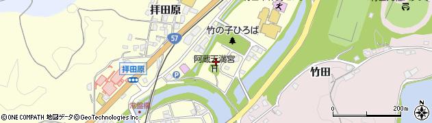 大分県竹田市玉来81周辺の地図