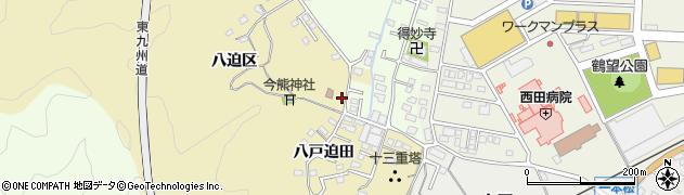 大分県佐伯市上岡1887周辺の地図