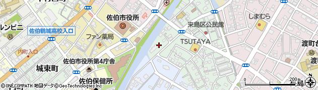 大分県佐伯市来島町28周辺の地図