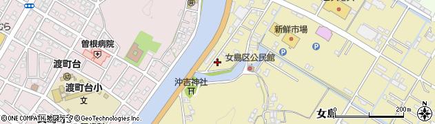 大分県佐伯市9005周辺の地図
