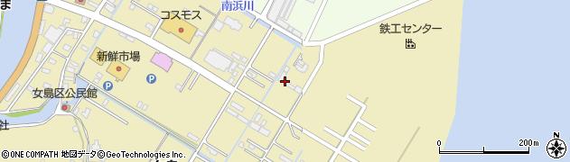 大分県佐伯市10383周辺の地図