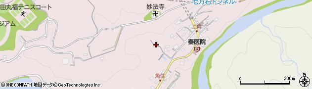 大分県竹田市竹田667周辺の地図