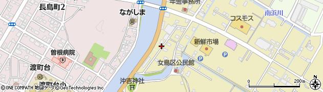 大分県佐伯市9002周辺の地図