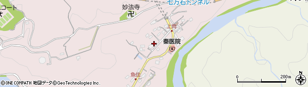 大分県竹田市竹田769周辺の地図