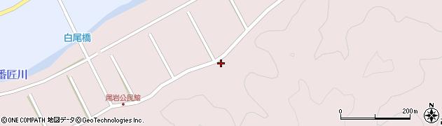 大分県佐伯市弥生大字細田574周辺の地図