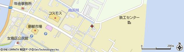 大分県佐伯市10385周辺の地図
