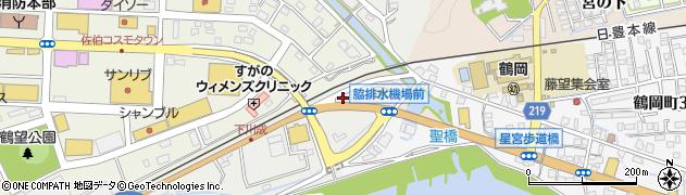 大分県佐伯市鶴望639周辺の地図