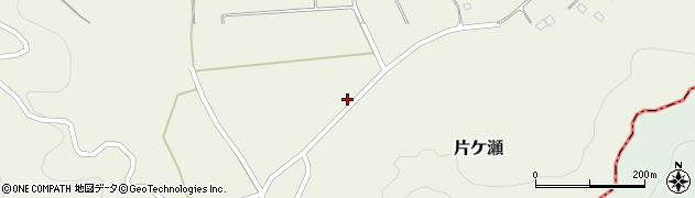 大分県竹田市片ケ瀬480周辺の地図