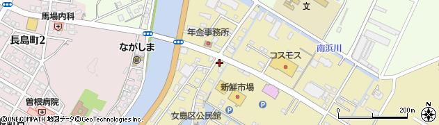大分県佐伯市9027周辺の地図