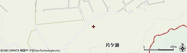 大分県竹田市片ケ瀬538周辺の地図