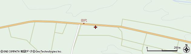 大分県竹田市小塚1211周辺の地図