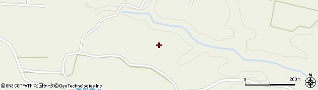 大分県竹田市今306周辺の地図