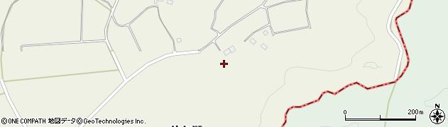 大分県竹田市片ケ瀬1855周辺の地図