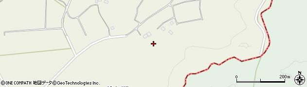 大分県竹田市片ケ瀬612周辺の地図