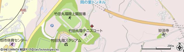 大分県竹田市竹田1436周辺の地図