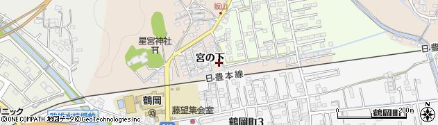 大分県佐伯市鶴望2399周辺の地図