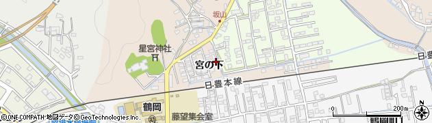 大分県佐伯市鶴望2400周辺の地図
