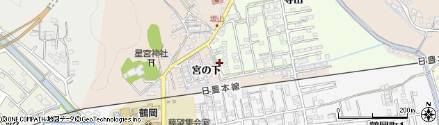 大分県佐伯市鶴望2575周辺の地図