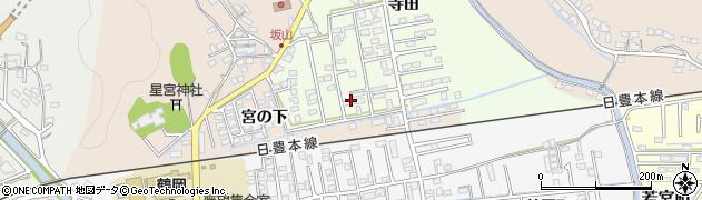 大分県佐伯市鶴望2591周辺の地図