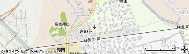 大分県佐伯市鶴望2577周辺の地図