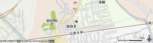 大分県佐伯市鶴望2573周辺の地図