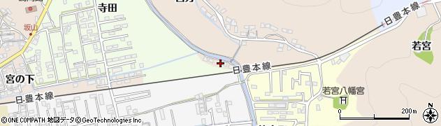 大分県佐伯市鶴望3762周辺の地図
