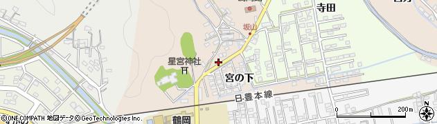 大分県佐伯市鶴望2418-5周辺の地図