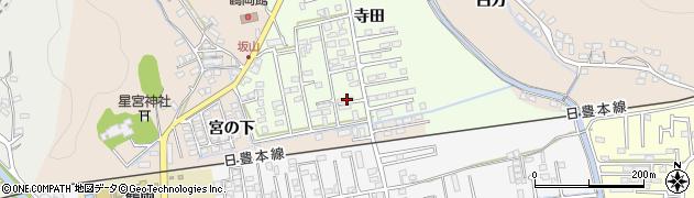 大分県佐伯市鶴望2592周辺の地図