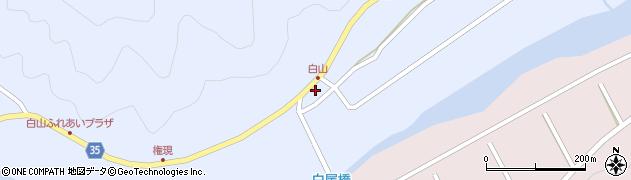 大分県佐伯市弥生大字山梨子362周辺の地図