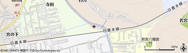 大分県佐伯市鶴望3757周辺の地図