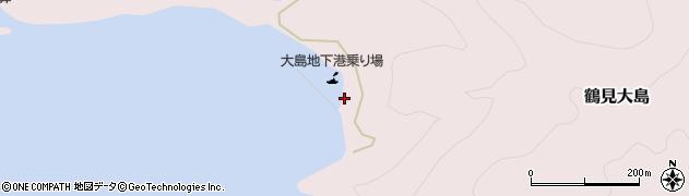 大分県佐伯市鶴見大字大島311周辺の地図